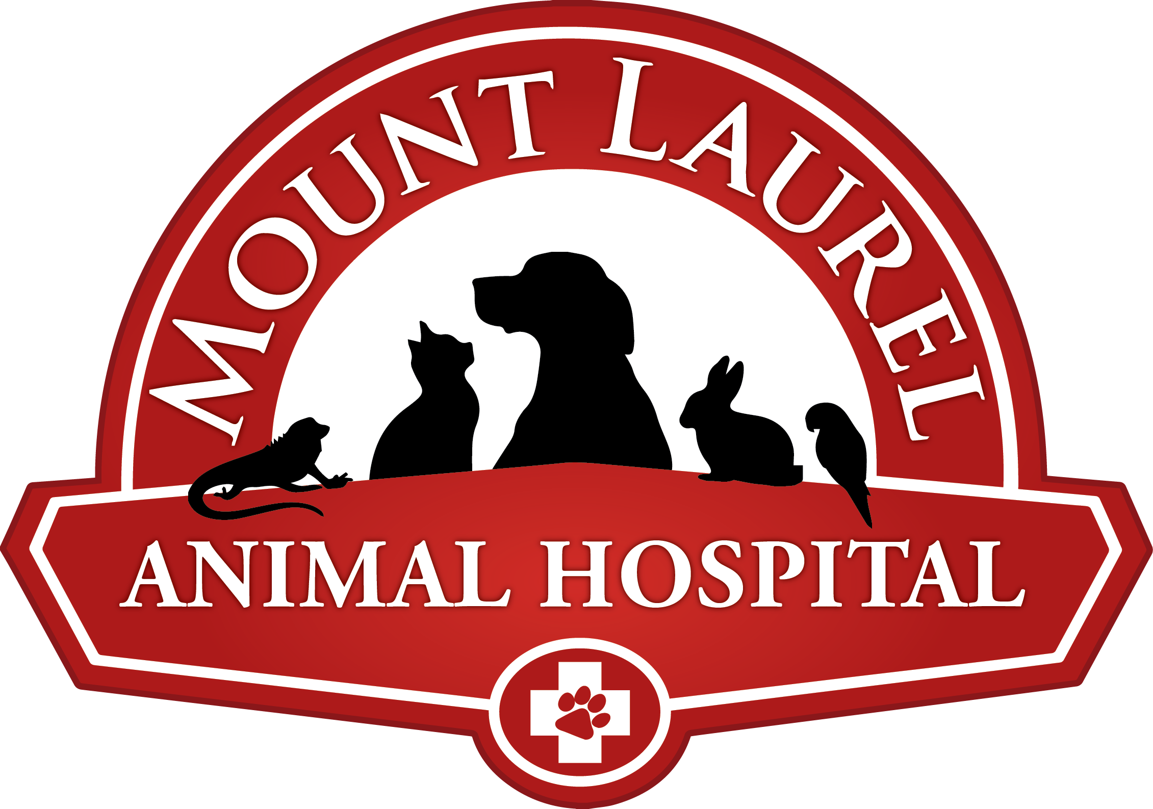 Image result for mt laurel animal hospital logo